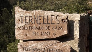 Photo of Prohibit l'ús públic del camí de Ternelles