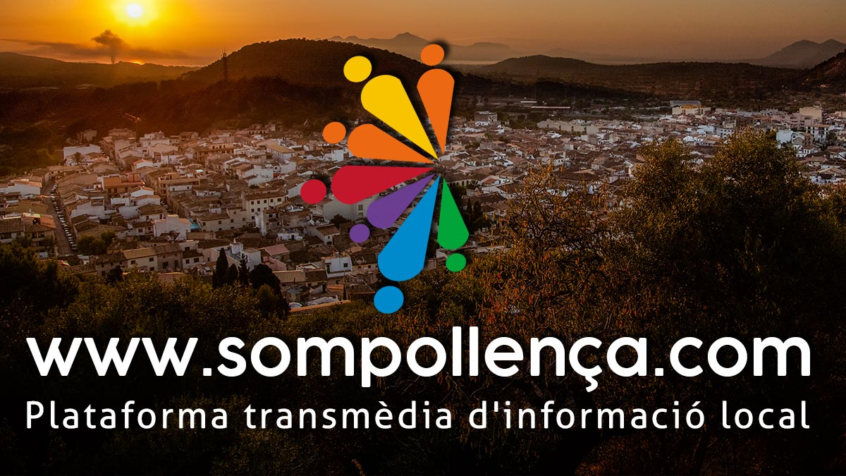 Som Pollença · Plataforma transmèdia d'informació local