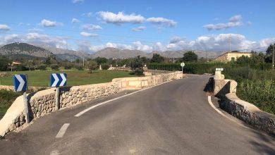 Photo of Previstes obres de manteniment a carreteres de la zona de Pollença