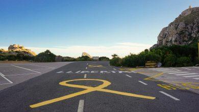 Photo of Tres llaços grocs en suport als presos polítics apareixen al municipi