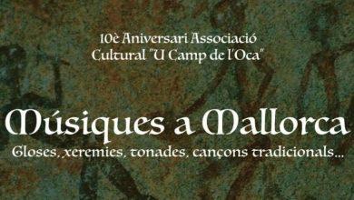 Photo of Músiques a Mallorca, el nou disc d'U Camp de l'Oca