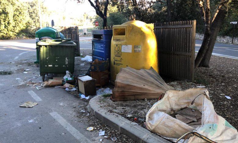 Photo of L'incivisme regna a Pollença