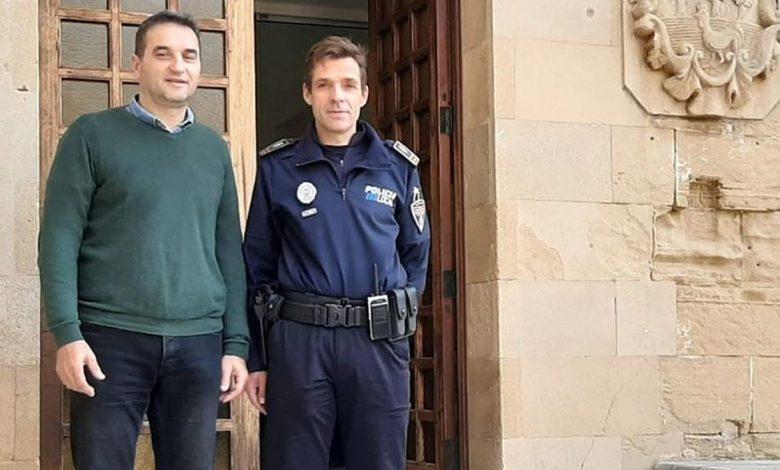 Pere Cardell, nou cap de la Policia Local