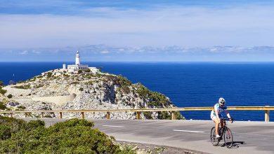 Photo of Un ciclista es precipita per la carretera de Formentor