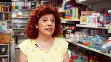 Photo of Dolors Domínguez, presidenta de Teixit Empresarial
