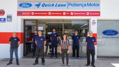Photo of La més àmplia oferta de serveis a Ford Pollença Motor