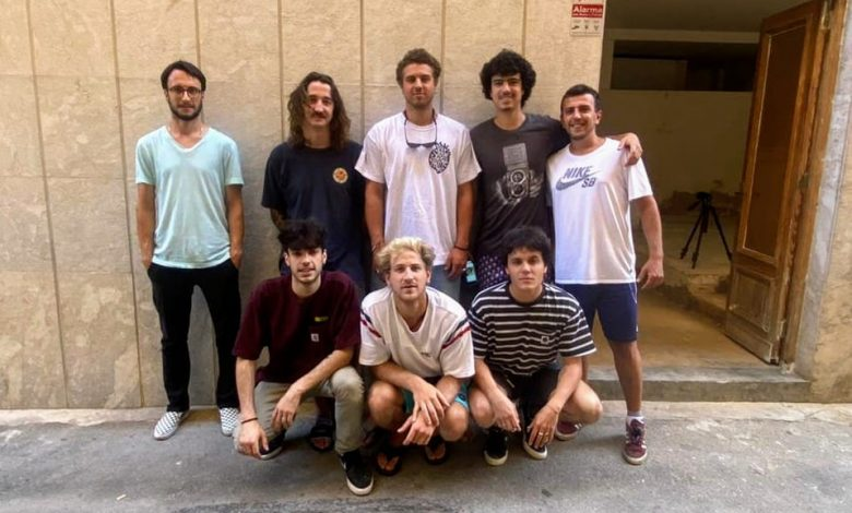 Photo of Els skaters de Pollença s'associen!