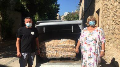 Photo of La Roca Beach Club ha aportat als Serveis Socials 350 kg de patates