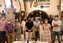 Photo of L'Agrupació Socialista de Pollença es reuneix amb membres del Consell, del Govern i del Senat