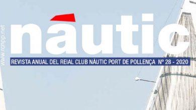 Photo of Nou número de la Revista Anual del Reial Club Nàutic del Port de Pollença