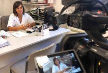 """Photo of Dra. Alejandra Valero: """"si no seguim les recomanacions, en dos dies hi haurà una segona onada"""""""