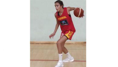 Photo of Joana Aina Cànaves, una pollencina futura estrella del bàsquet