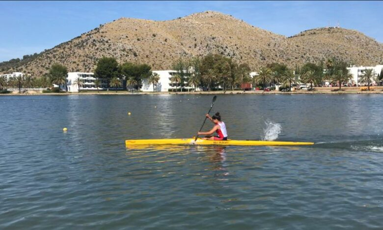 Photo of La mollera Margalida Crespí convocada a l'Equip Nacional de Kayak