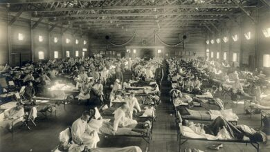 Photo of De la grip espanyola a la covid-19: es repeteix la història?