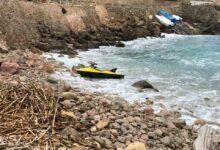 Photo of Apareix una moto d'aigua de Menorca a Cala Carbó