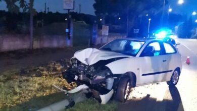 Photo of Accident a la rotonda de Can Berenguer