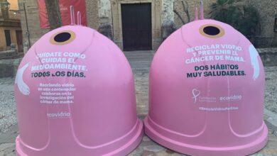 """Photo of EMSER col·labora amb la campanya """"Recicla vidre per elles"""""""